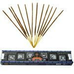 15g Incense - Super Hit Nag Champa Incense Sticks 15g. A box contains 15g of incense (approx 14 sticks at 20cm long) by Sea & Sea