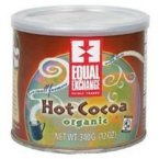 Equal Exchange Organic Hot Cocoa Mix, 12 Ounce - 6 per case.