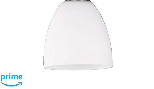 Pantalla para lámpara Timo, 63921 E 27, para lámpara de cristal, cristal de repuesto, pantalla de repuesto para lámpara colgante, para lámpara de mesa, ...