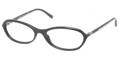 Prada Pr05ov Eyeglasses 1ab1o1 Gloss Black Demo Lens 51 16 135