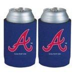 MLB Atlanta Braves Kolder Holder, One Size, Multicolor