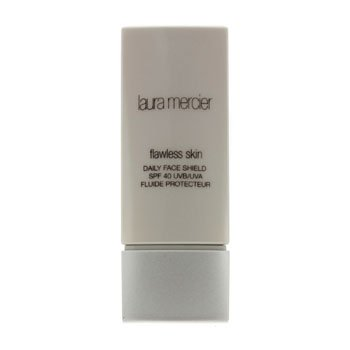 Laura Mercier by Laura Mercier Flawless Skin Daily Face Shield SPF 40 UVB/UVA --30ml/1oz for WOMEN ---(Package Of 2)