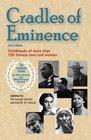 Cradles of Eminence, Victor Goertzel and Mildred G. Goertzel, 0316318469
