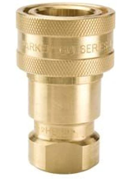 """1//4/"""" BSP Female Brass Quick Disconnect Coupler Carpet Cleaning Pressure 5000N"""