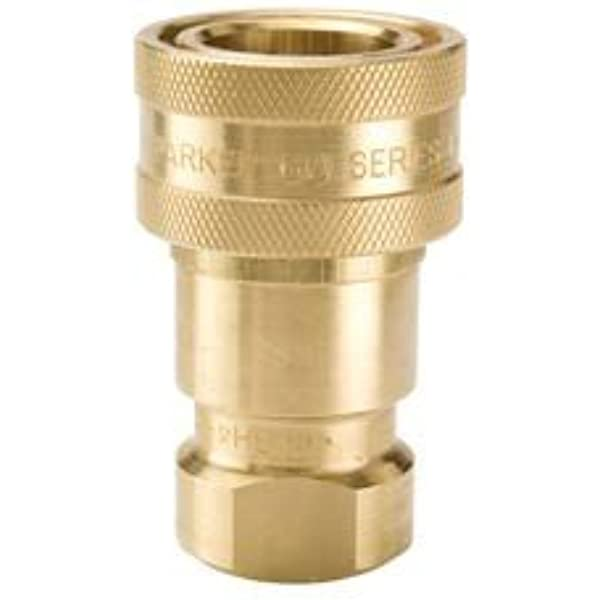 1//4 Male Quick Disconnect Brass Coupler Fitting- Carpet Cleaning Solution Hoses Tools and WandsQuantity of 8