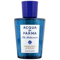 Acqua Di Parma Blu Mediterraneo Shower Gel, Mandorlo Di Sicilia Pampering, 6.7 Ounce
