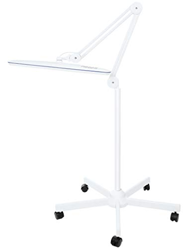"Neatfi XL 2,200 Lumens LED Task Lamp with Floor Stand | 24W | 117PCS SMD LED | 23"" Ultra Wide Lamp 