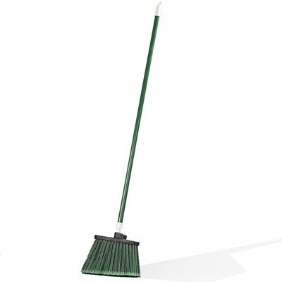 Sparta Spectrum Duo-Sweep 54'' Flagged Bristle Angle Broom (9 Pack)