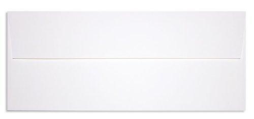 - Mohawk Superfine Eggshell Ultrawhite - No. 10 Envelopes (70T/Square Flap) - 500 PK by Mohawk Superfine
