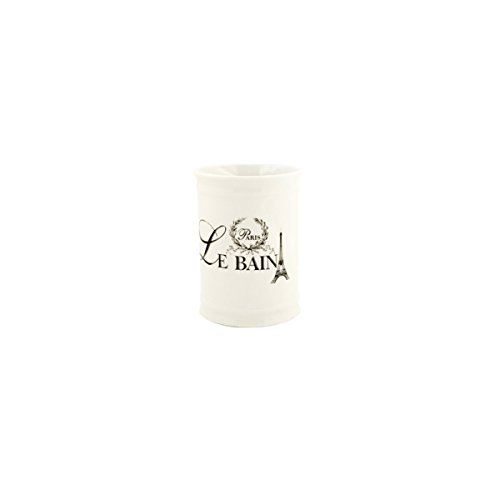 Paris Le Bain Bathroom Tumbler Toothbrush Holder by Paris Le Bain