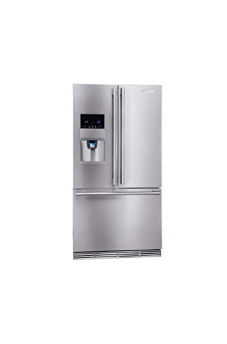 (Electrolux ICON Professional E23BC78IPS 22.6 cu.ft. Counter-Depth French Door Refrigerator (Renewed) )
