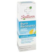 Similasan Burn Recovery Cooling Spray 3.04 fl oz 3 Pack