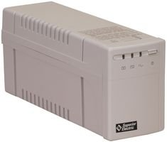 Avr Boost (STABILINE SKN425 P/N SKN425 SKN Series Uninterruptible Power Supply, UPS and Convenience, UL and cUL Listed, NEMA 5-15R Output Receptacles, 1ɸ, 120 VAC, 50/60 Hz Operation, 425 VA, 3.5 Amp, 255W)