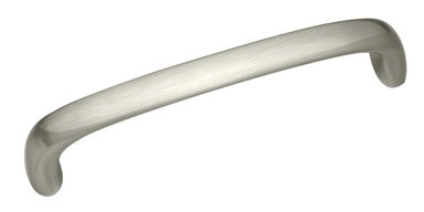 Amerock BP27021G10 128 MM Dulcet Pull Satin Nickel Finish - Satin Nickel Dulcet