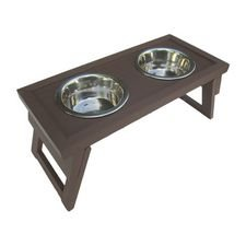 Habitat n Home HiLo Raised Diner Size: Medium (7.9