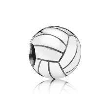 Pandora 791270 Volleyball Charm by Pandora