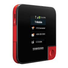 FULLY UNLOCKED T-Mobile Samsung SM-V100T LTE 4G – Wireless Broadband Hotspot Pro