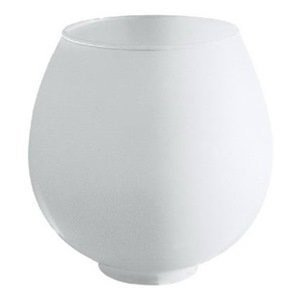 "Westinghouse 8115100 4-3/4"" White Satin Glass Shade"
