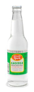Foxon Park, Gassosa Soda, 12 oz. Bottle (Case of 12) made in New England