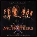 The Three Musketeers: Original Motion Picture Soundtrack by unknown (1993-11-16)