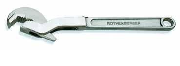 """Rothenberger 70222 NA Speed Wrench - The ideal multi-function spanner with ratchet function - for almost all screw applications up to a size of 1-1/4"""" 70222"""