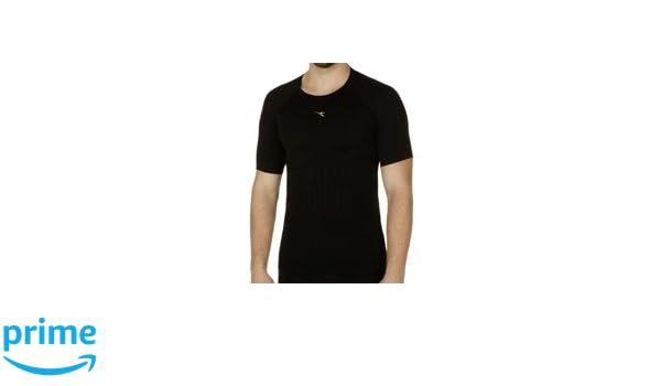 Diadora Dunlop - Camiseta para Hombre Men Compresión Ropa: Amazon ...
