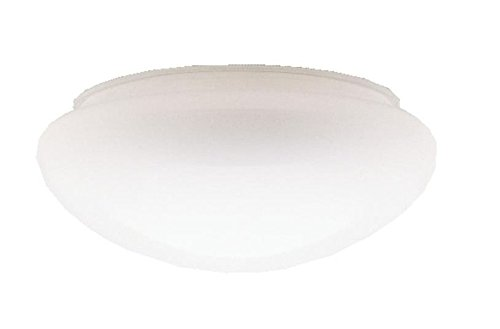 Westinghouse 8375700 8'' Glass Mushroom Shade, Glass by Westinghouse (Image #1)