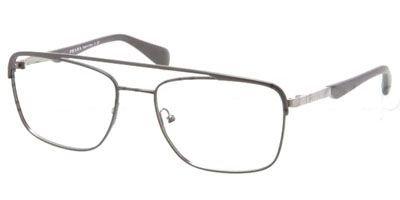 Prada PR58QV Eyeglasses-1BO/1O1 Matte - Prada 2013 Eyewear