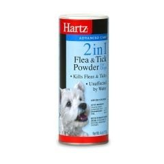 Hartz 2 In1 Flea and Tick Powder Dogs (3-Pack)