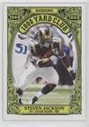 Steven Jackson (Football Card) 2013 Topps Archives - Rack Pack 1000 Yard Club #22 ()