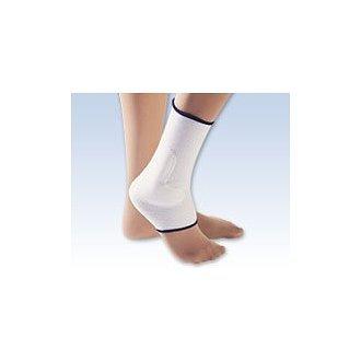 Ankle Support Visco Elastic Insert (FLA Prolite Compressive Ankle Support with Viscoelastic Inserts , X-Small)
