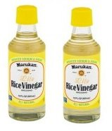 Marukan Lite Rice Vinegar Dressing, 12.0 FL OZ (Pack of 2) Gluten free
