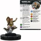 Marvel Heroclix Deadpool and the X-Force: Squirrel Girl #039