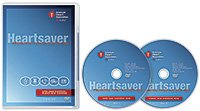 Heartsaver® Pediatric First Aid CPR AED DVD Set (Heartsaver First Aid Cpr Aed Instructor Manual)