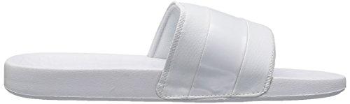 Lacoste Frauen Fraisier 118 2 U Slide Sandale Weiß / Pink
