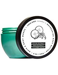 Bath and Body Works COCOSHEA CUCUMBER Refreshing Body Butter 8 Ounce (2018 Edition)