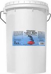 Cichlid Lake Salt, 20 kg / 44 lbs ()