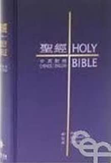 Bible chinese english indexed leather niv thumb traditional union