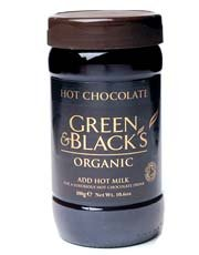 Blacks Organic Hot Chocolate - (4 PACK) - Green & Blacks - Organic Hot Chocolate | 300g | 4 PACK BUNDLE
