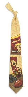 Washington Redskins Nostalgia 2 Neck Tie - NFL Football