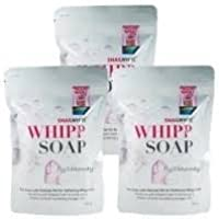 3X Snail White WHIPP FACIAL SOAP NAMU LIFE 100g