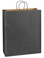 クラフトTintedカラーショッピングバッグ – 16 x 6 x 19 1 4インチ、クイーン   B071J1MNVG