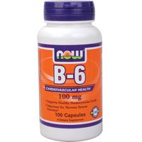 NOW Foods Vitamin B 6