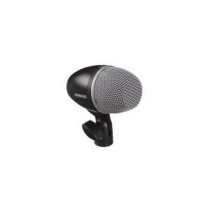 Shure PG52-XLR Instrument Dynamic Microphone, Cardioid by Shure