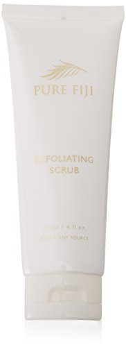 (Pure Fiji Exfoliating Scrub, 4 Ounce)