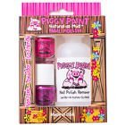 Piggy Paint 100% Non-toxic Girls Nail Polish - Safe, Natural Chemical Free Low Odor for Kids, Show Stopper
