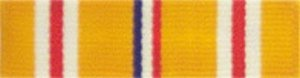 Asiatic Pacific Campaign Medal Ribbon (Asiatic Pacific Campaign Medal)