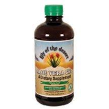 Lily of The Desert Aloe Vera Gel Organic Whole Leaf 32 oz ( Value Bulk Multi-pack)