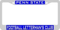 WinCraft Penn State University L382969 Inlaid Metal LIC Plate Frame