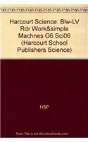 Download Harcourt Science: Below-Level Reader Grade 6 Work and Simple Machines pdf epub